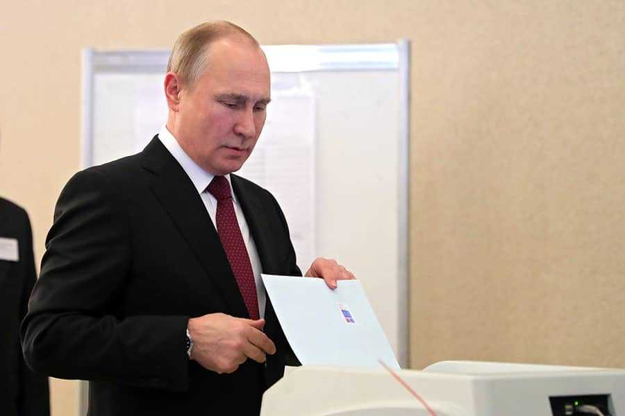 Путин не исключил повторного участия в выборах президента