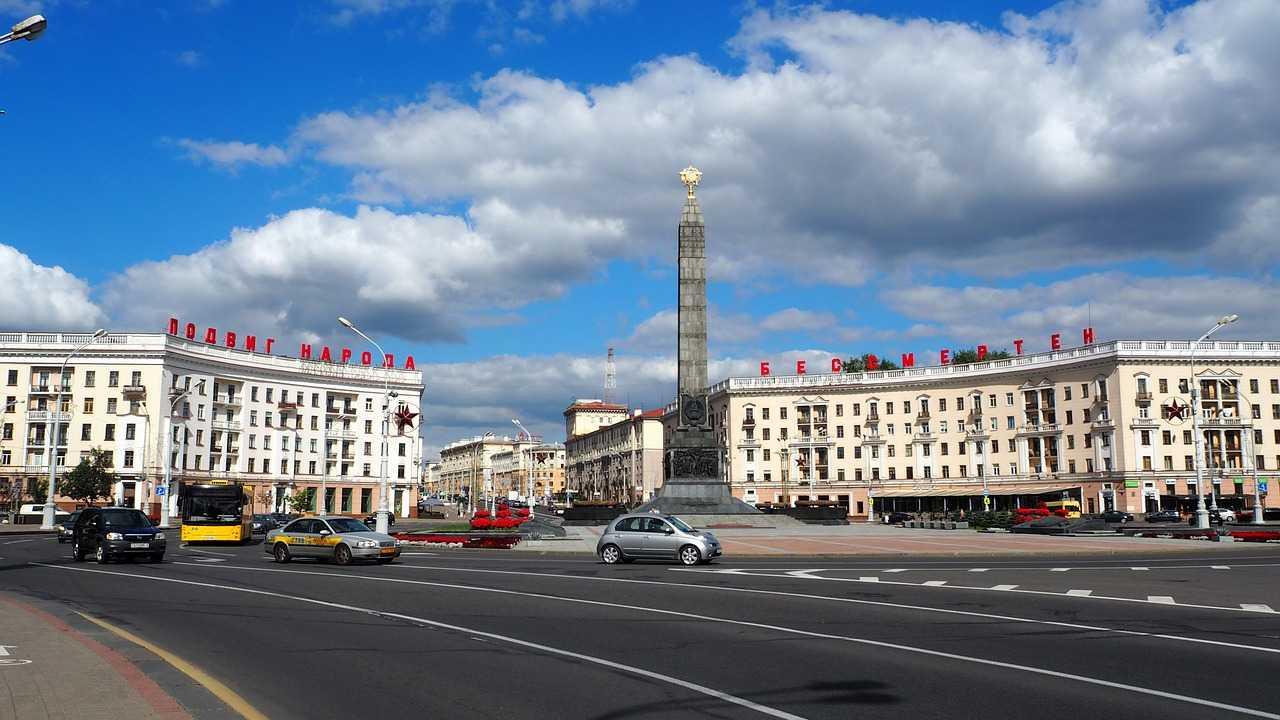 Жители Минска вышли на улицы из-за задержаний соперников Лукашенко