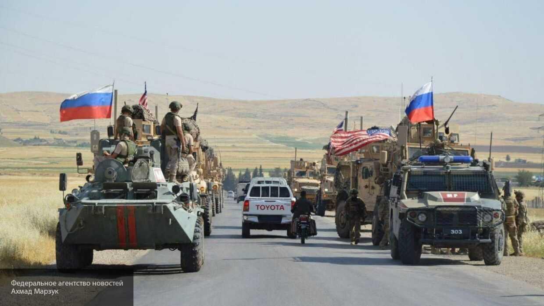 Размещенные в Сирии военные РФ приняли участие в голосовании по поправкам