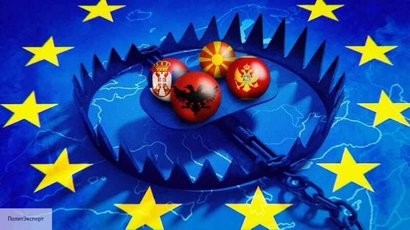 Euronews: Россия наносит США ответный удар на Балканах