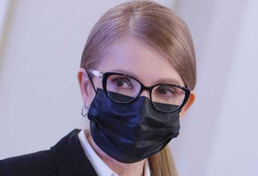 Тимошенко сравнила Украину с тонущим «Титаником»