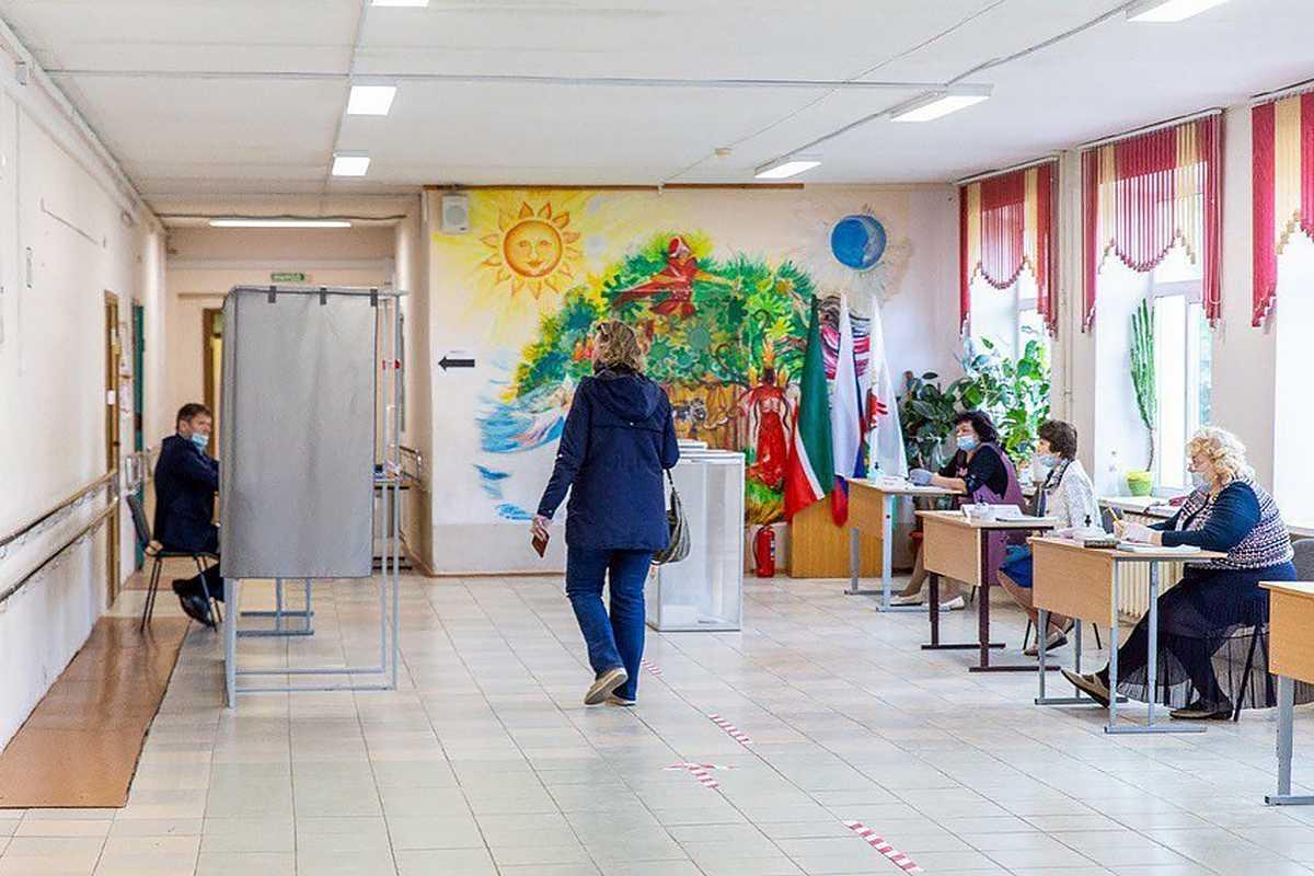 ЦИК назвал количество проголосовавших за три дня россиян