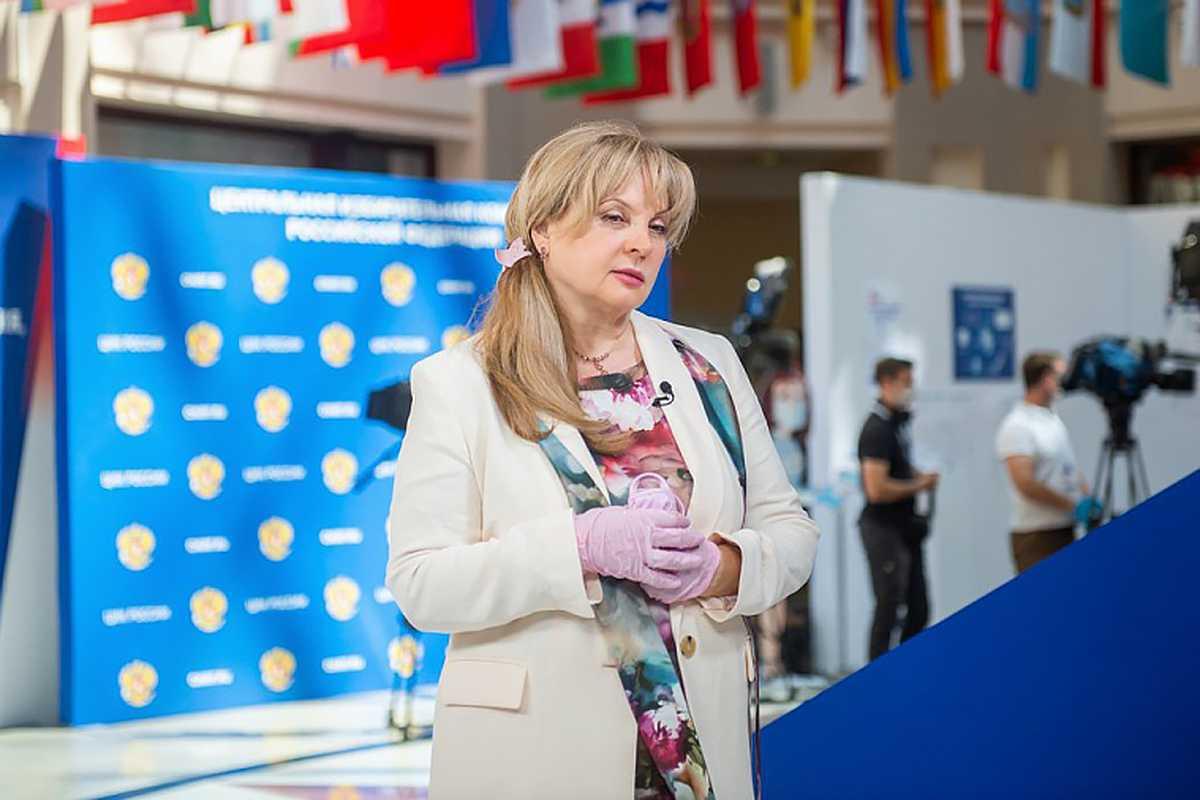 Памфилова рассказала о достоинствах картонных коробок для сбора бюллетеней