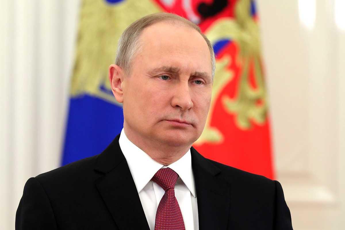 Путин выступит с обращением к россиянам
