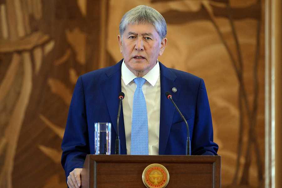 Экс-президента Киргизии приговорили к 11 годам тюрьмы