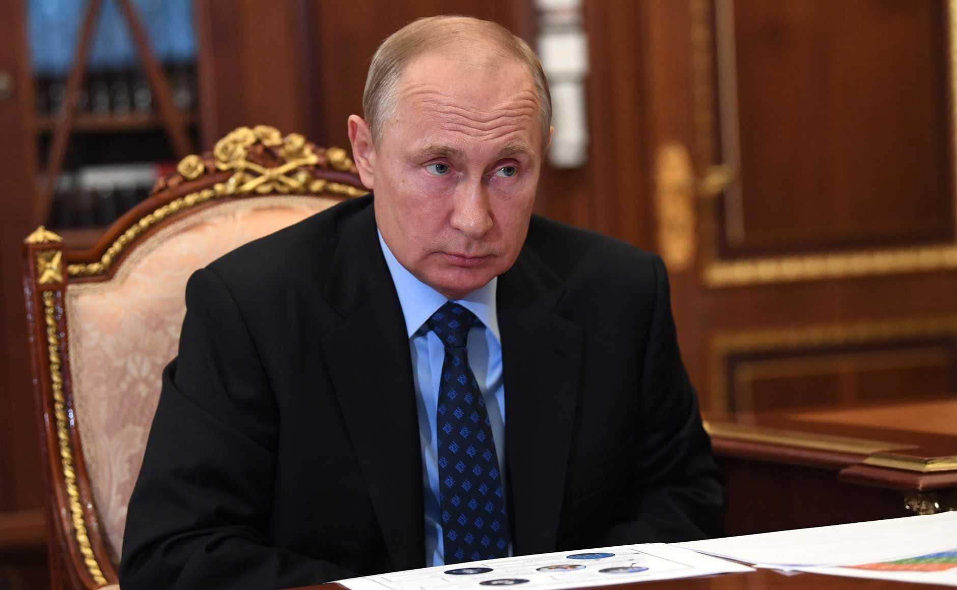 Путин написал статью о Второй мировой для американского журнала