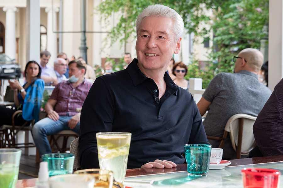 Собянин объявил о снятии ограничений в Москве
