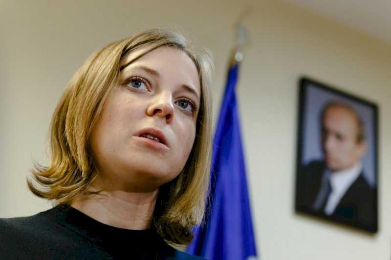 Депутат Наталья Поклонская открестилась от связей со схиигуменом Сергием
