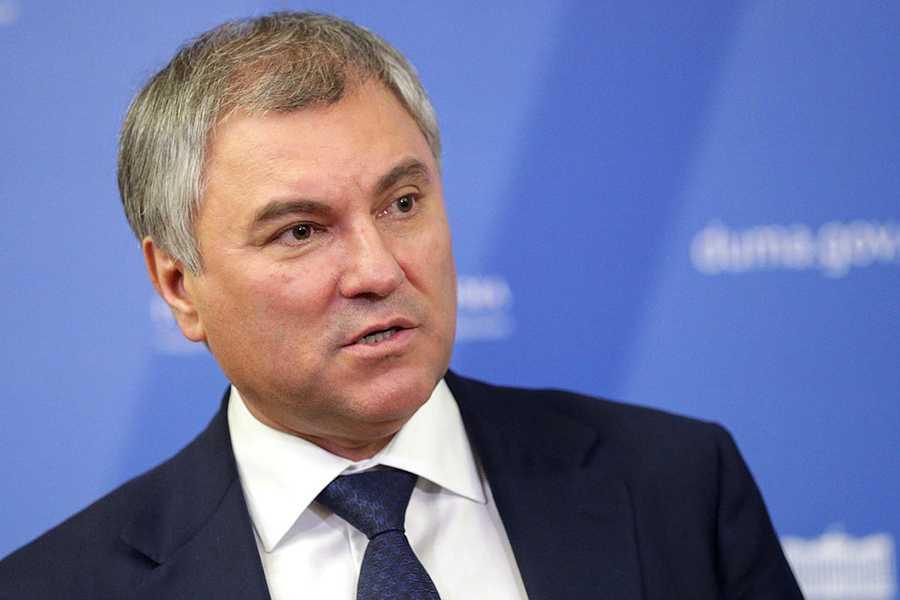 «После Путина будет Путин»: Володин рассказал о будущем России