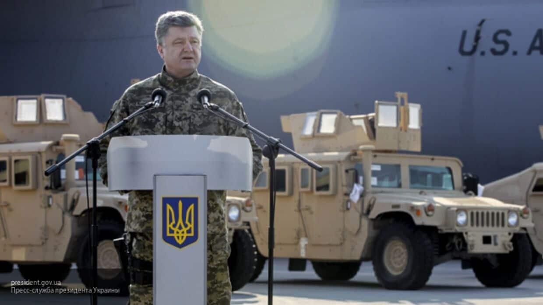 """Порошенко назвал Украину одной из наиболее """"проамериканских"""" стран мира"""