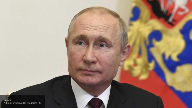 Путин выступит с общением к народу после парада Победы