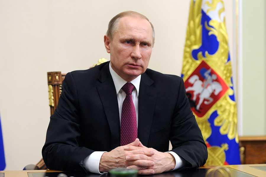 Путин обратится к россиянам 23 июня
