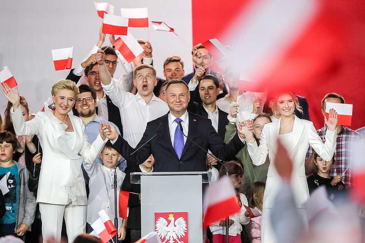 Вован и Лексус разыграли президента Польши от имени генсека ООН