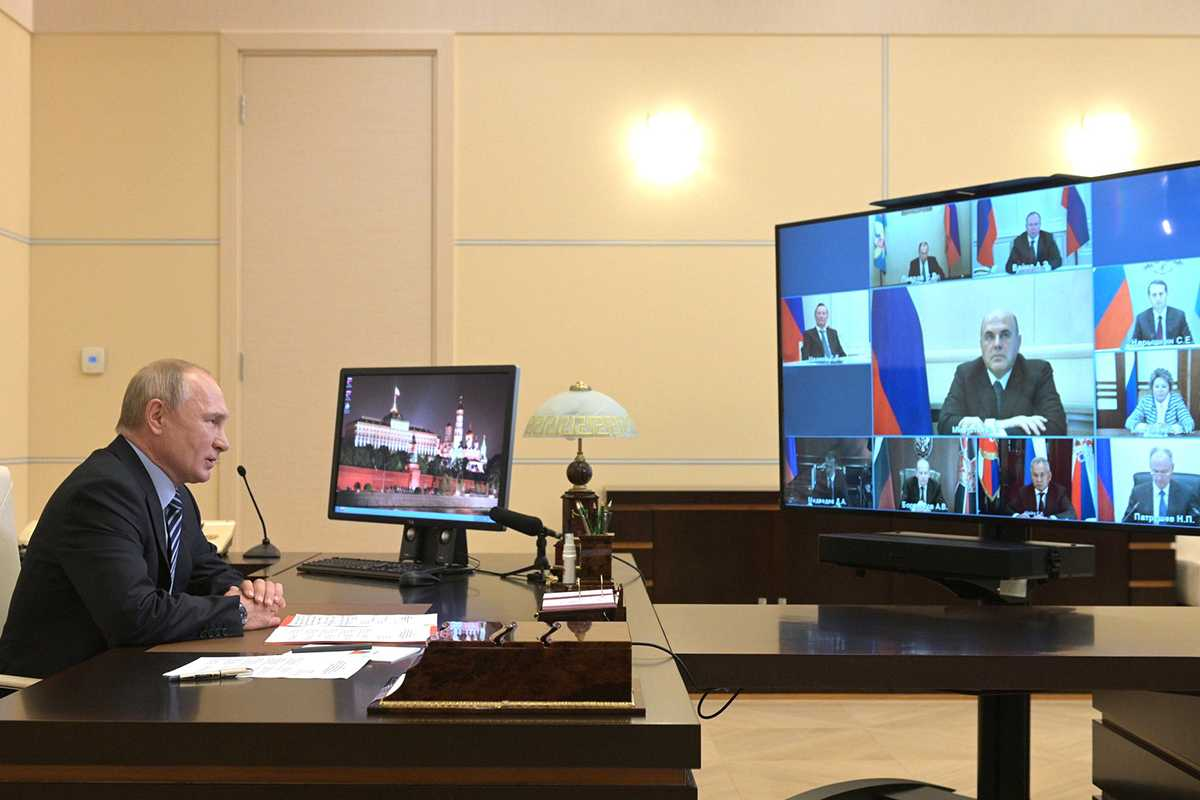 Путин обсудил с Совбезом конфликт на границе Армении и Азербайджана