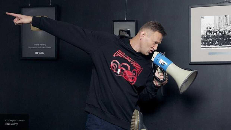 Ради достижения своих целей Навальный готов отправить россиян под арест