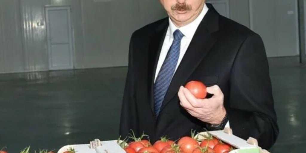 Россельхознадзор РФ ограничил ввоз овощей и фруктов из Азербайджана, Турции, Армении и Узбекистана